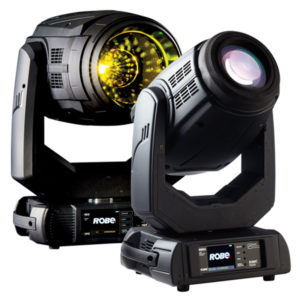 Robe Moving Hybrid Lights - Pointe MegaPointe