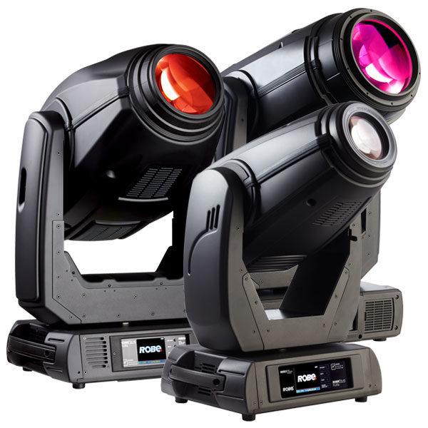 Robe Moving Lights - DL45 Profile DL75 Profile BMFL Spot