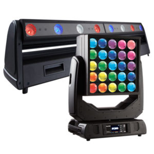 Robe Moving Pixel Effects Lights - Square CycFX 8