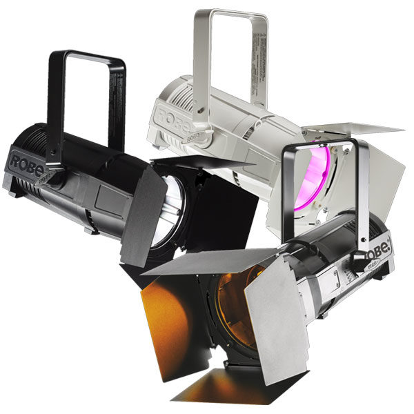 Robe Static Lights PAR - Perfect 150 RGBA Perfect 100