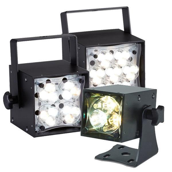 Rosco Static Wash Lights - Pica Cube Micro Cube Braq Cube