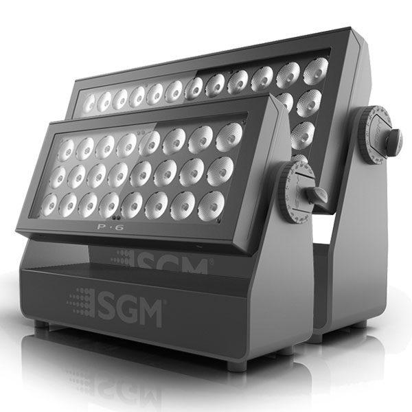 SGM Satic Flood Lights - P6 P10