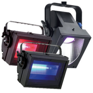 Selecon Static Cyc Lights - Lui Cyc Flood Hui Cyc Flood PLCYC1 LED