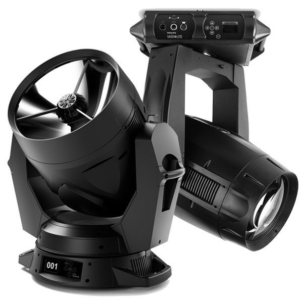 Vari-Lite Moving Beam Lights - VL6000 Beam VL4000 BeamWash