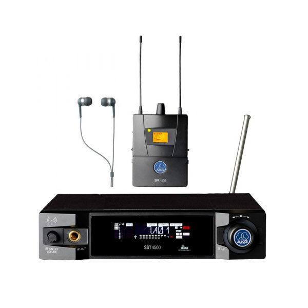 AKG Wireless IEM IVM4500