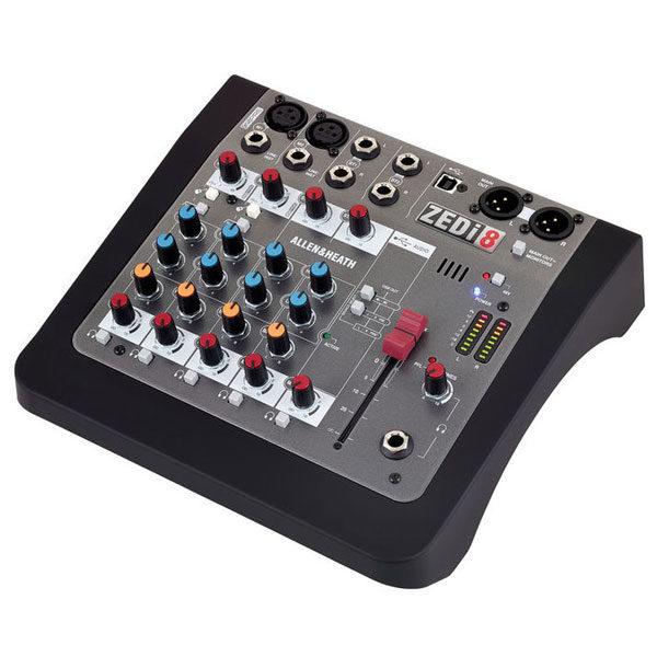 Allen & Heath Audio Interfaces Zed i8