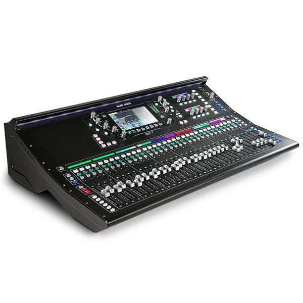 Allen & Heath Digital Mixers SQ-7