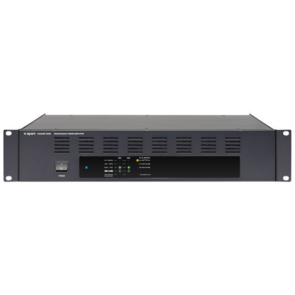 Apart Amplifiers Revamp 2600