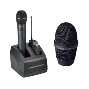 Audio Technica Microphone Accessories AT8104A ATW-CHG2 Plug-In Charging Unit