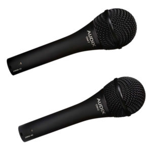 Audix Live Vocal Microphones - OM2, OM7