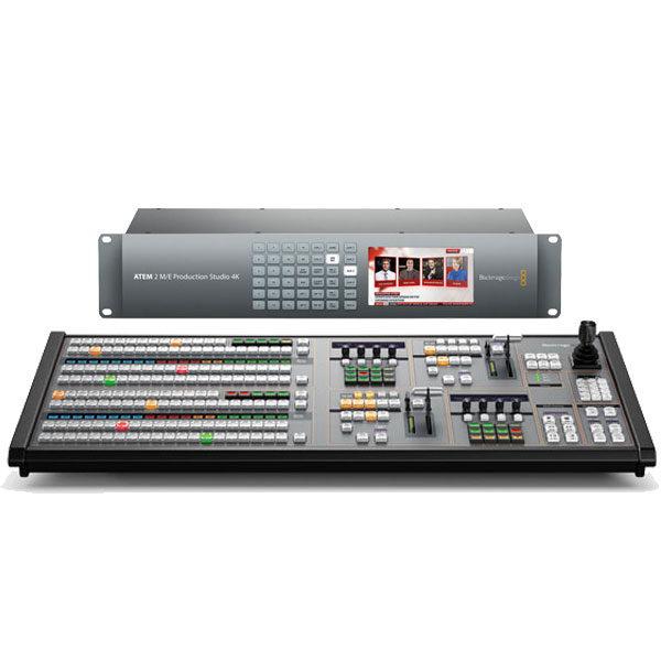 Blackmagic ATEM Television Studio ATEM 2ME Broadcast Panel