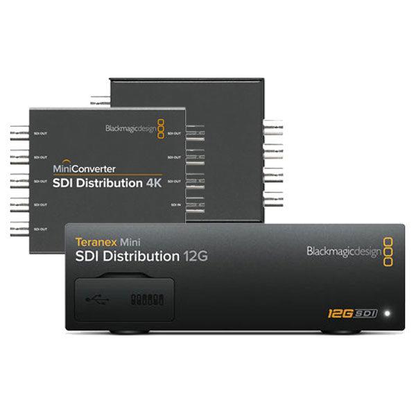 Blackmagic Teranex Mini 12G-SDI MiniConverter 4K