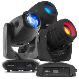 Chauvet Moving Lights - Maverick Mk1 Spot Rogue R1 Spot Intimidator Spot 355