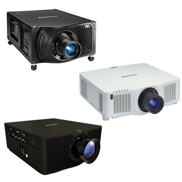 Christie Digital Projectors Boxer 4K30 4K10-HS LWU601iD