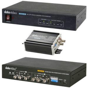 Data Video Converters DAC 70 DAC 45 DAC 90