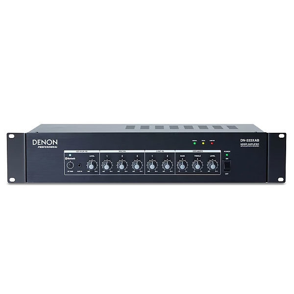 Denon Amplifiers DN-333XAB