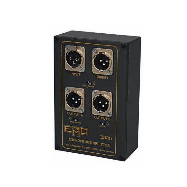 EMO Headphone Amps Splitters E325
