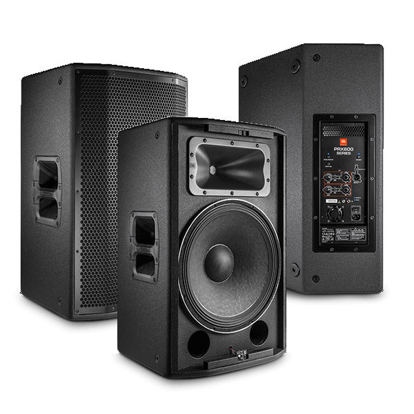 JBL Stage Monitors - PRX815 Floor Monitor
