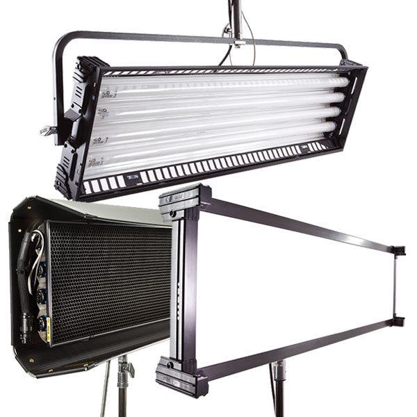 Kino Flo Film TV Studio Soft Lights - Celeb 450 4Bank Image 47 DMX