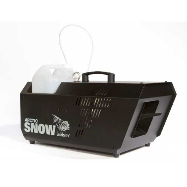 LeMaitre Effects Artic Snow Machine