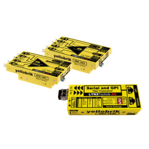 Lynx Technik Transmitters Receivers Yellobrik