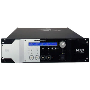 NXAMP4X4C Powered TD Amplifier & Controller
