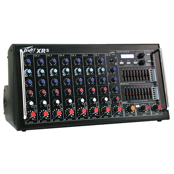 Peavey Powered Mixers XRS