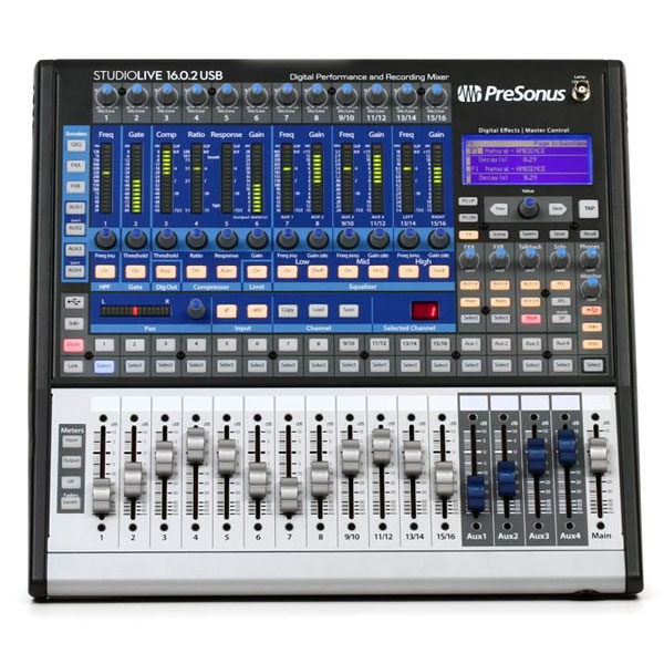 Presonus Digital Mixers StudioLive