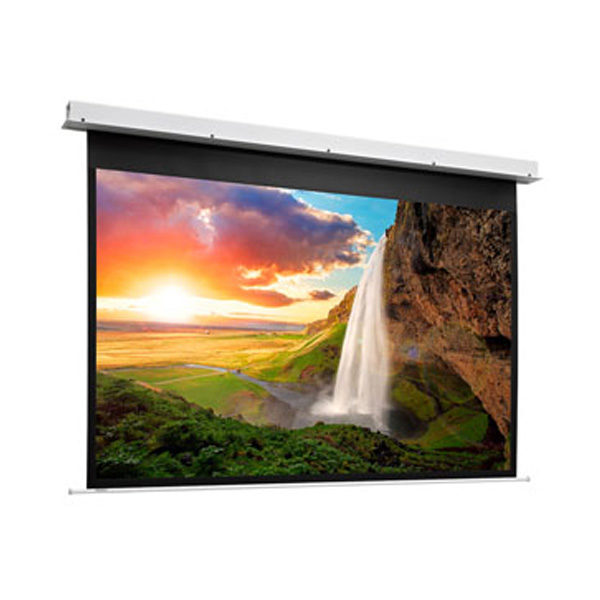 Projecta Projection Screens Descender Electrol Tensioned Large
