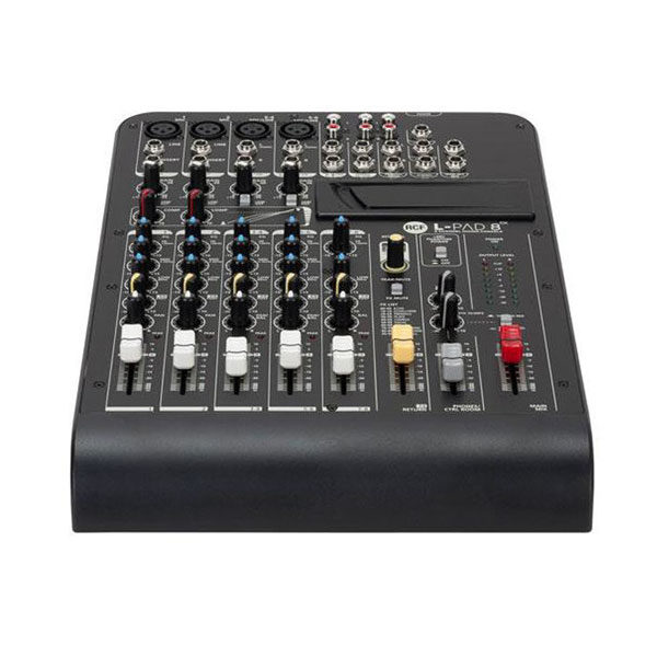 RCF Analogue Mixers Live Pad