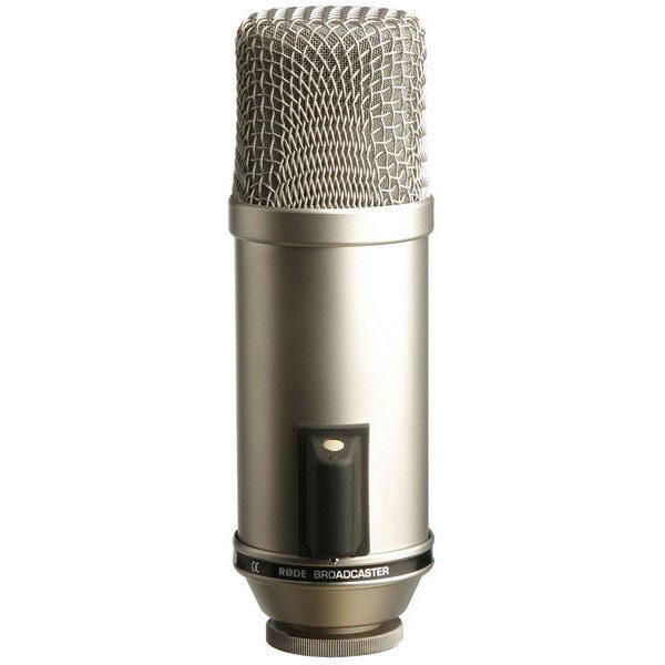Rode Broadcast Microphones Broadcaster