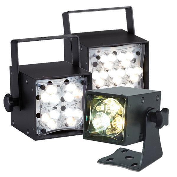 Rosco Architectural Track Lights - Pica Cube Micro Cube Braq Cube