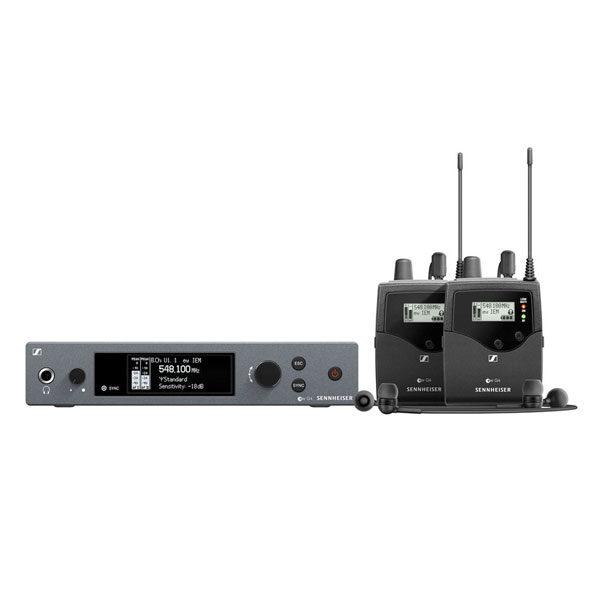 Sennheiser Wireless IEM G4 Twin GB Stereo Monitoring Set