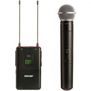 Shure Camera Microphones FP25 SM58