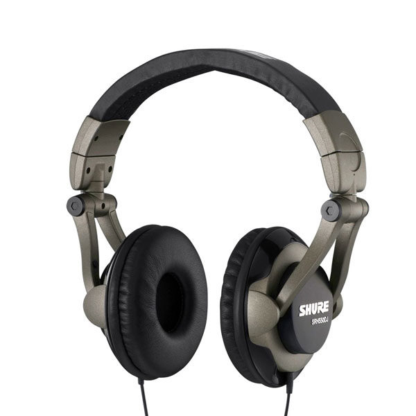Shure Headphones SRH550DJ