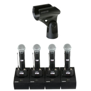 Shure Microphone Accessories Microphone Clip SBC200