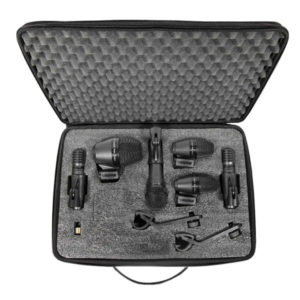 Shure Microphone Sets PGADRUMKIT6
