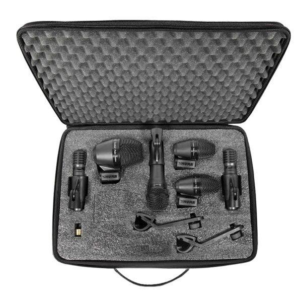 Shure Microphone Sets PGADRUMKIT6