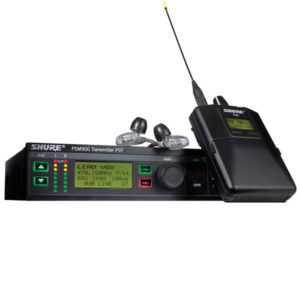 Shure Wireless IEM IEM PSM Personal Monitoring System