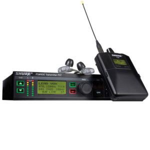 Shure Wireless IEM IEM PSM Personal Monitoring System