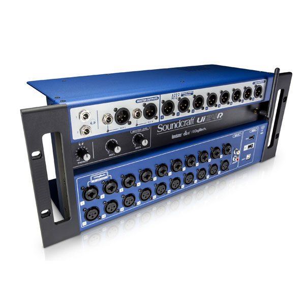 Soundcraft Digital Mixers Ui24R