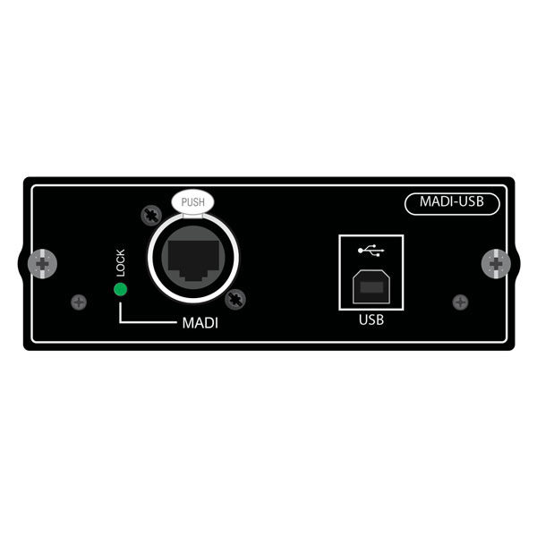 Soundcraft Mixer Accessories Si Series MAD-USB