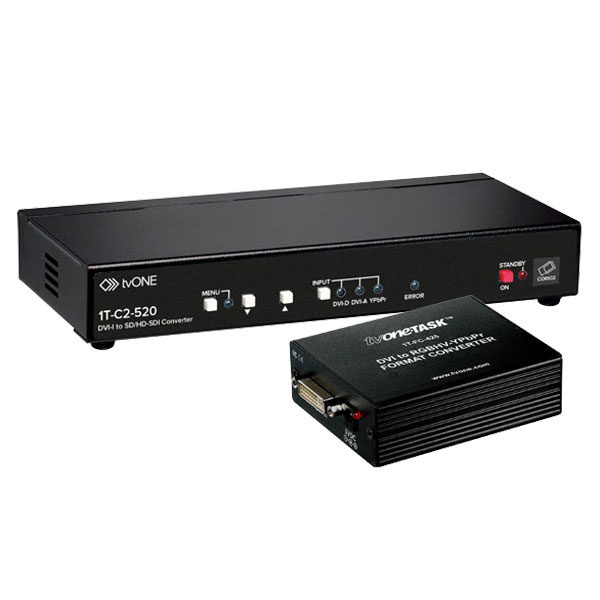 TV One Video Transmission Networking Converters