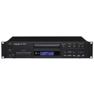 Tascam Media CD DVD Players Recorders CD 200i