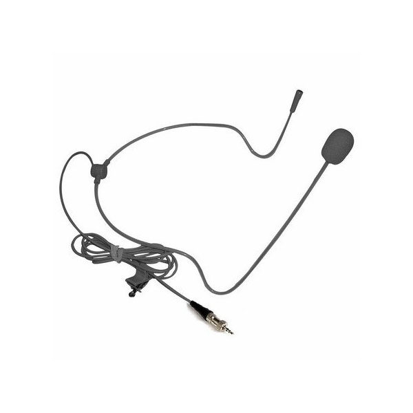 Trantec HM-22 Headworn Hi-Q Microphone