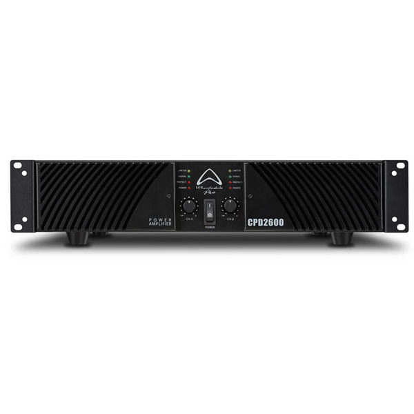 Wharfedale Amplifiers CPD-2600