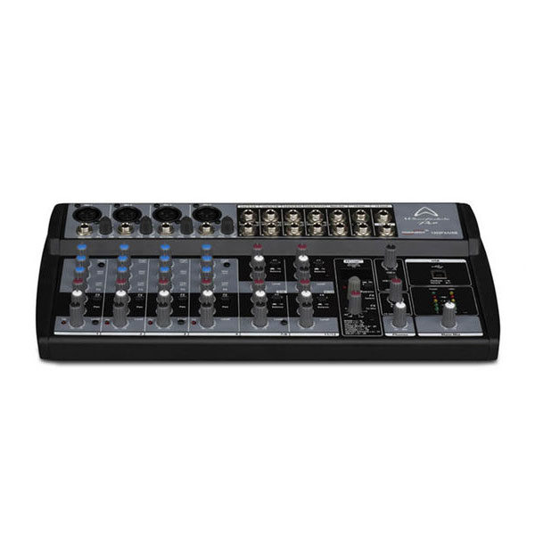 Wharfedale Analogue Mixers Connect 1202FX USB Compact Mixer