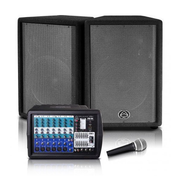 Wharfedale Portable PA Systems PMX700