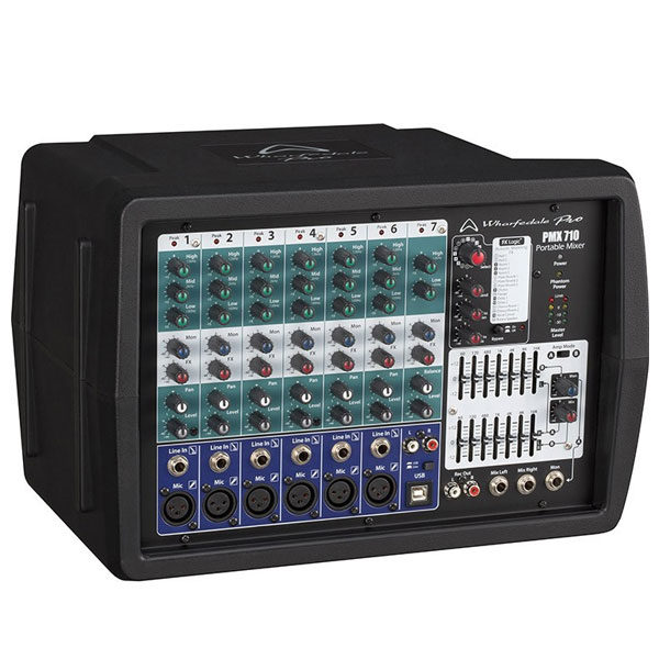 Wharfedale Powered Mixers PMX710 Powermixer