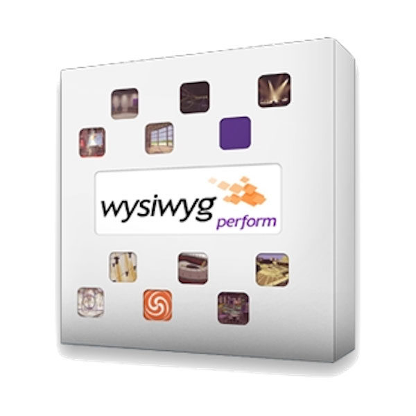 wysiwyg perform control software